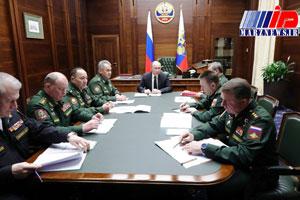 توسعه توان هسته ای از اهداف نظامی روسیه است