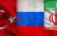 ایران، روسیه و ترکیه بر استقلال و تمامیت ارضی سوریه تاکید کردند