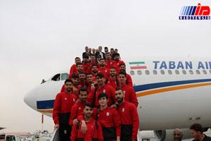 تیم ملی فوتبال ۳ و ۱۰ دی با فلسطین و قطر دیدار میکند