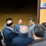 بازدید معاون اقتصادی وزیر کشور  از بندر امام خمینی(ره)