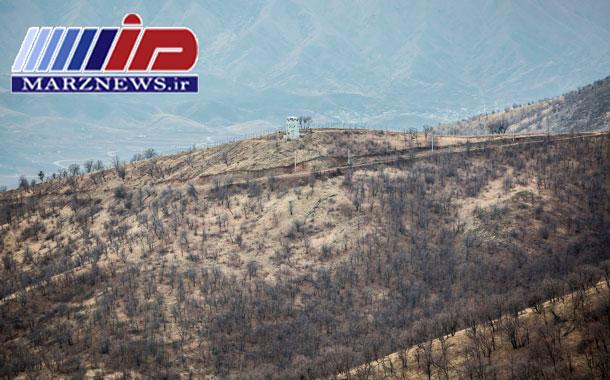 پیشرفت مرزبانی استان کردستان