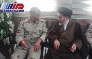 دیدار فرمانده مرزبانی کشور با نماينده ولي فقيه در استان آذربایجان غربی