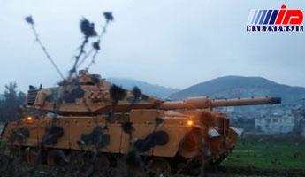 حضور نظامی ترکیه در سوریه اشغالگری است