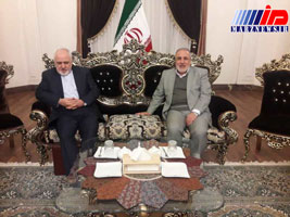 وزیر امور خارجه وارد مشهد شد