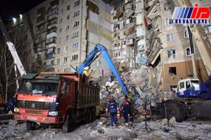 تراژدی انفجار گاز خانگی در روسیه با یافتن ۳۹ جسد پایان یافت