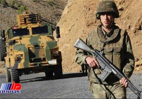 ترکیه از کشته شدن سرباز خود به دست پ. ک. ک خبر داد