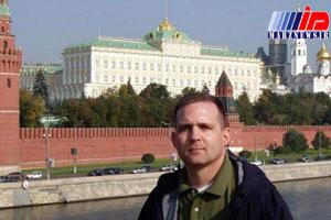 جاسوس آمریکا در روسیه، انگلیسی از آب درآمد