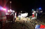 تصادف های محور نهبندان - سربیشه ۵ کشته بر جا گذاشت