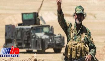 الحشد الشعبی حملات داعشیها در صلاح الدین را دفع کرد