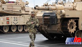 ۲۵ هزار نظامی آمریکا در مانور کویت مشارکت دارند