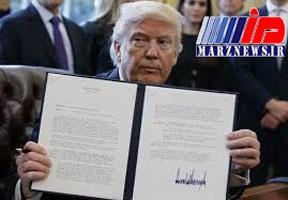 عزم ترامپ برای ساخت دیوار مرزی