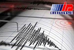زلزله حوالی تازه آباد كرمانشاه را لرزاند