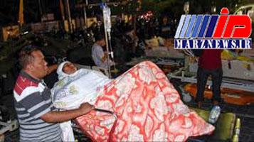 افزایش تعداد مصدومان زلزله کرمانشاه به ۴۲ نفر