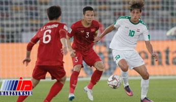 بازگشت دقیقه نودی عراقیها و کسب ۳ امتیاز از نخستین بازی