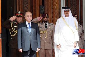 قطر یک میلیارد دلار برای بازسازی عراق اختصاص می دهد