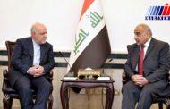 عبدالمهدی بر گسترش روابط با ایران در بخش نفت و گاز تاکید کرد