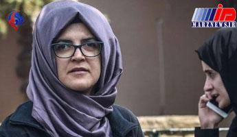 توئیت خدیجه چنگیز در یکصدمین روز قتل خاشقجی