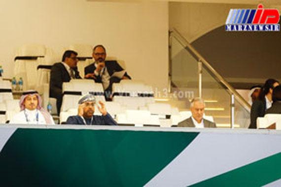 لغو مجمع فدراسیون و گشتوگذار آقای نایبرییس درهتلهای لوکس و استادیومهای امارات/روزهای خوشِ کفاشیان