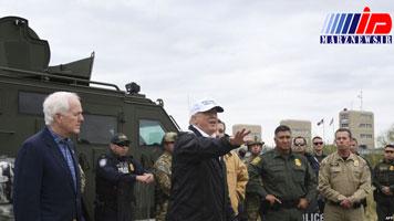 هشدار ترامپ به کنگره درباره اعلام وضعیت اضطراری برای ساخت دیوار مرزی