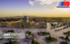 کاشمر، دومین شهر استان در زمینه جذب گردشگر مذهبی