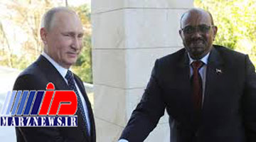 احتمال ایجاد پایگاه نظامی روسیه در سودان