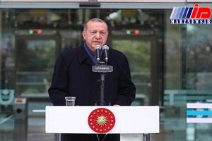 اردوغان از تلاش برخی کشورها در ایجاد بهارعربی در ترکیه انتقاد کرد