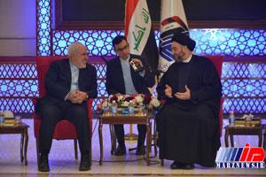 حکیم:تحریم ها عراق را به تقویت روابط با ایران مصمم تر می کند