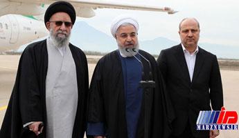 روحانی اهداف سفرش به گلستان را اعلام کرد