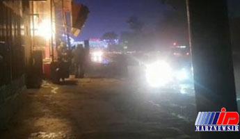 ۴ کشته و ۴۴ زخمی براثر انفجار در نزدیکی اردوگاه نیروهای خارجی در کابل