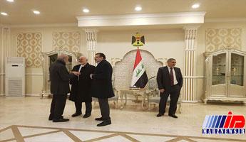 ظریف بغداد را به مقصد اقلیم کردستان عراق ترک کرد