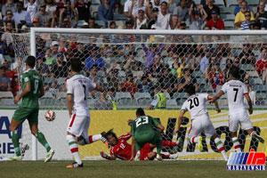 جدال انتقامی تیم های ایران و عراق در جام هفدهم