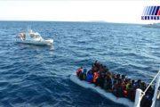 نجات ۸۷ مهاجر غیرقانونی توسط گارد ساحلی ترکیه