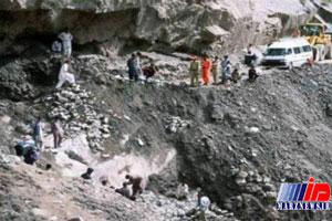 رانش زمین در پاکستان جان ۹ کارگر را گرفت
