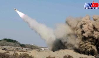 ارتش یمن مواضع مزدوران سعودی را هدف موشک بالستیک قرار داد