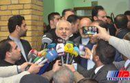 پمپئو حق دخالت در روابط ایران و عراق ندارد