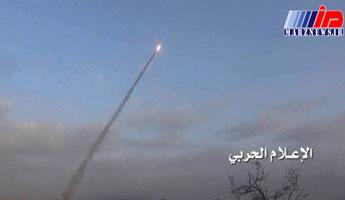 شلیک همزمان ۳ موشک بالستیک یمن به جنوب عربستان