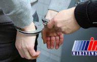بازداشت دزد ۱۴ ساله