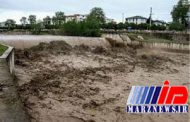 سیلاب در مازندران قربانی گرفت