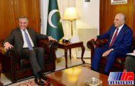 قدردانی خلیل زاد از اقدامات پاکستان در مذاکرات صلح افغانستان