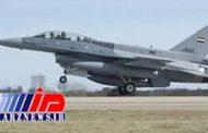 حمله عراق به مواضع داعش در خاک سوریه