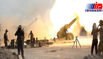 ۳۵ داعشی در حملات نیروهای عراقی در خاک سوریه کشته یا زخمی شدند
