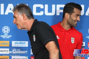 برنامههای تیم ملی فوتبال ایران قبل از دیدار با عمان تغییر کرد