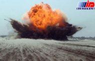 انفجار مین در مهران حادثه آفرید