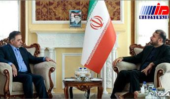 امنیت عراق را امنیت جمهوری اسلامی ایران و منطقه میدانیم