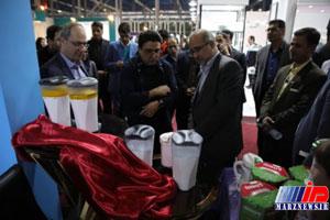 دو محصول دانش بنیان در مشهد رونمایی شد