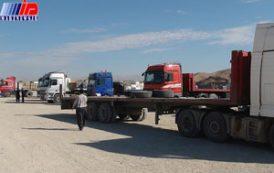 صادرات کالا از بازارچه مرزی سومار متوقف شد