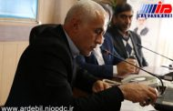 جلسه مشترک برای تامین سوخت نیروگاههای اردبیل