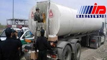 افزایش ۳۹۱ درصدی قاچاق سوخت در سال جاری