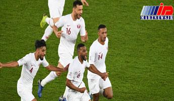 قطر پدیده واقعی رقابتها؛ اولین شگفتی جام ملتها با حذف کره