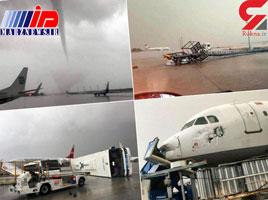 حادثه در فرودگاه آنتالیای ترکیه/ ایرانی بودن زخمیها مشخص نیست؟!